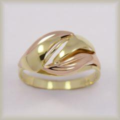 Prsten celozlatý 221 083