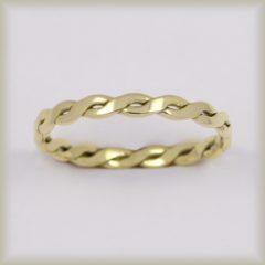 Prsten celozlatý 221 367
