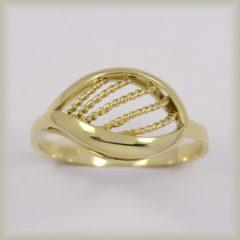 Prsten celozlatý 221 419