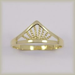 Prsten celozlatý  221 437