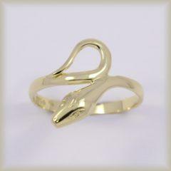 Prsten celozlatý 221 448