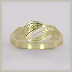 Prsten celozlatý 221 490