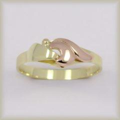 Prsten celozlatý 221 504