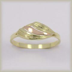 Prsten celozlatý 221 533