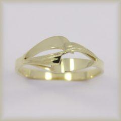 Prsten celozlatý 221 536