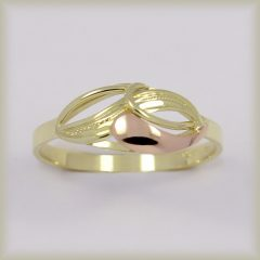 Prsten celozlatý 221 537