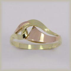 Prsten celozlatý 221 543