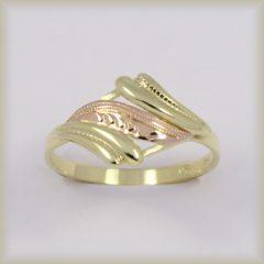 Prsten celozlatý 221 545