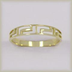 Prsten celozlatý 221 554