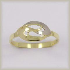 Prsten celozlatý 221 555
