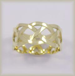 Prsten celozlatý 221 559