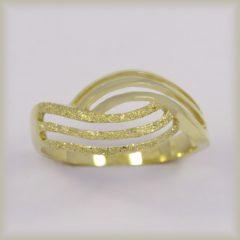 Prsten celozlatý 221 560