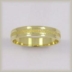 Prsten celozlatý  222 083